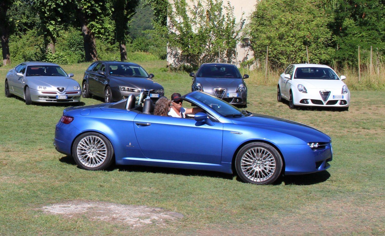 foto Alfa Romeo Spider - 3.2 jts V6 260cv - Q4 - Blu Montecarlo - 2007 - 3