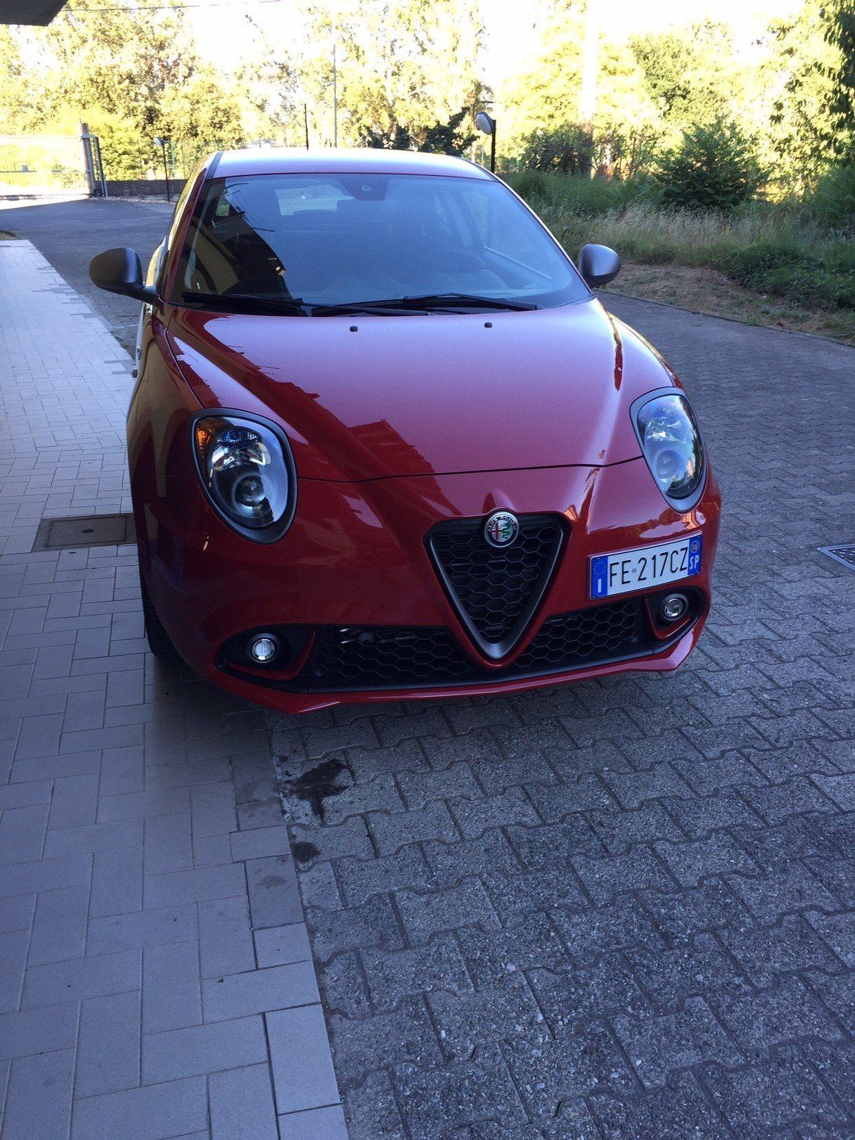 """foto Alfa Romeo Mito - 1.4 78cv - Grigio Ardesia - 2017 - MI - """"Stella di Mare"""" - 2"""