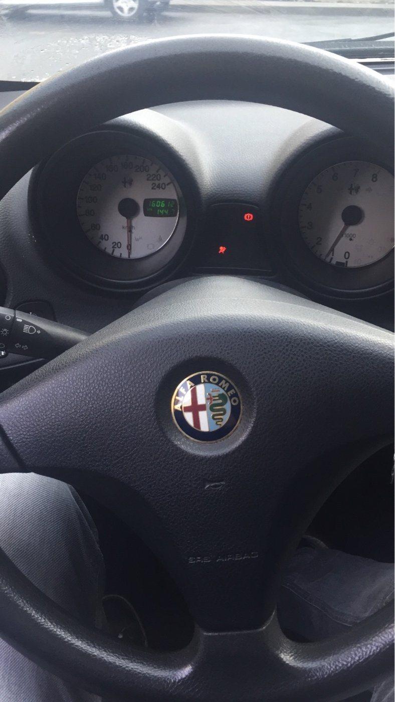foto Alfa Romeo 156 - 1.8 ts 144 cv - 2