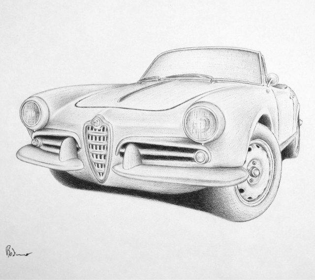 foto Alfa Romeo - Giulietta Spider - 1957 - 1