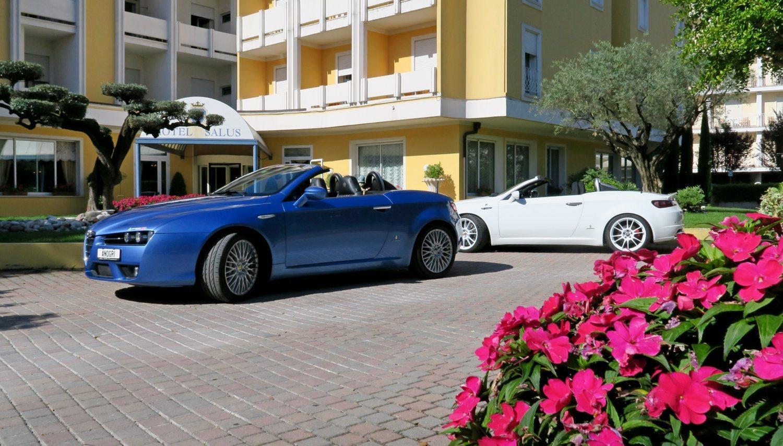 foto Alfa Romeo Spider - 3.2 jts V6 260cv - Q4 - Blu Montecarlo - 2007 - 4