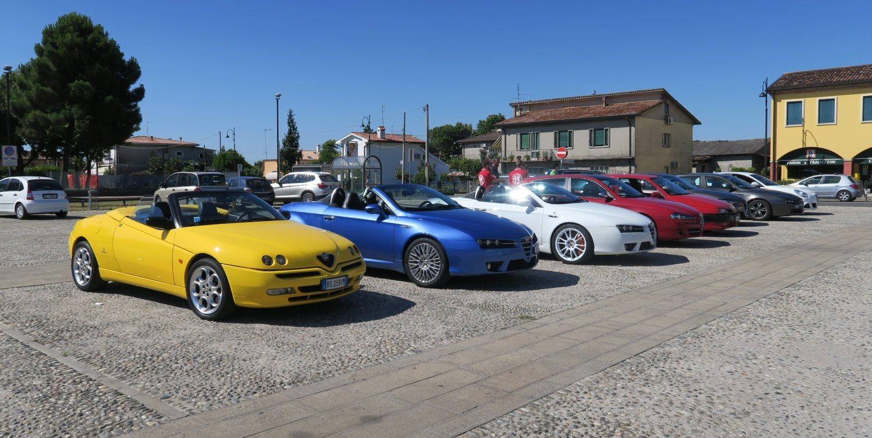 foto Alfa Romeo Spider - 3.2 jts V6 260cv - Q4 - Blu Montecarlo - 2007 - 5