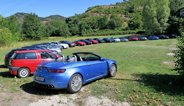 foto Alfa Romeo Spider - 3.2 jts V6 260cv - Q4 - Blu Montecarlo - 2007 - 6