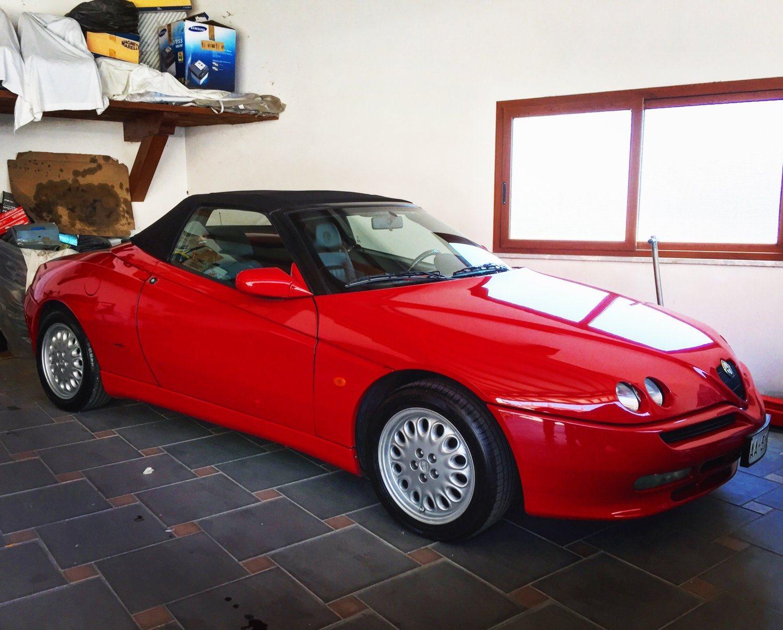 foto Alfa Romeo Spider 2.0 TS  MY 1995 - 1