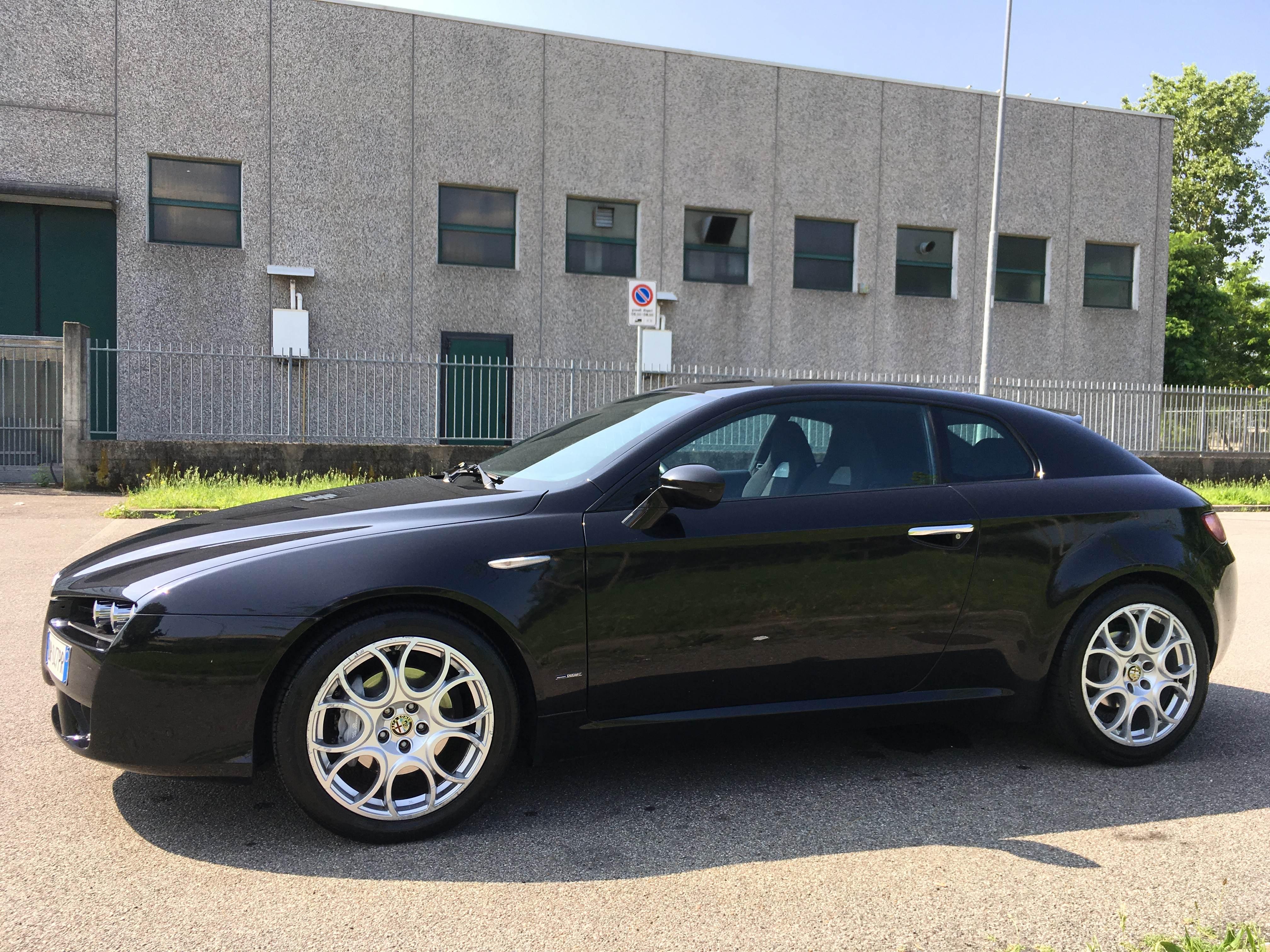 foto Alfa Romeo Brera - 2.2 jts 185cv - Nero - 2008 - MB - - 2