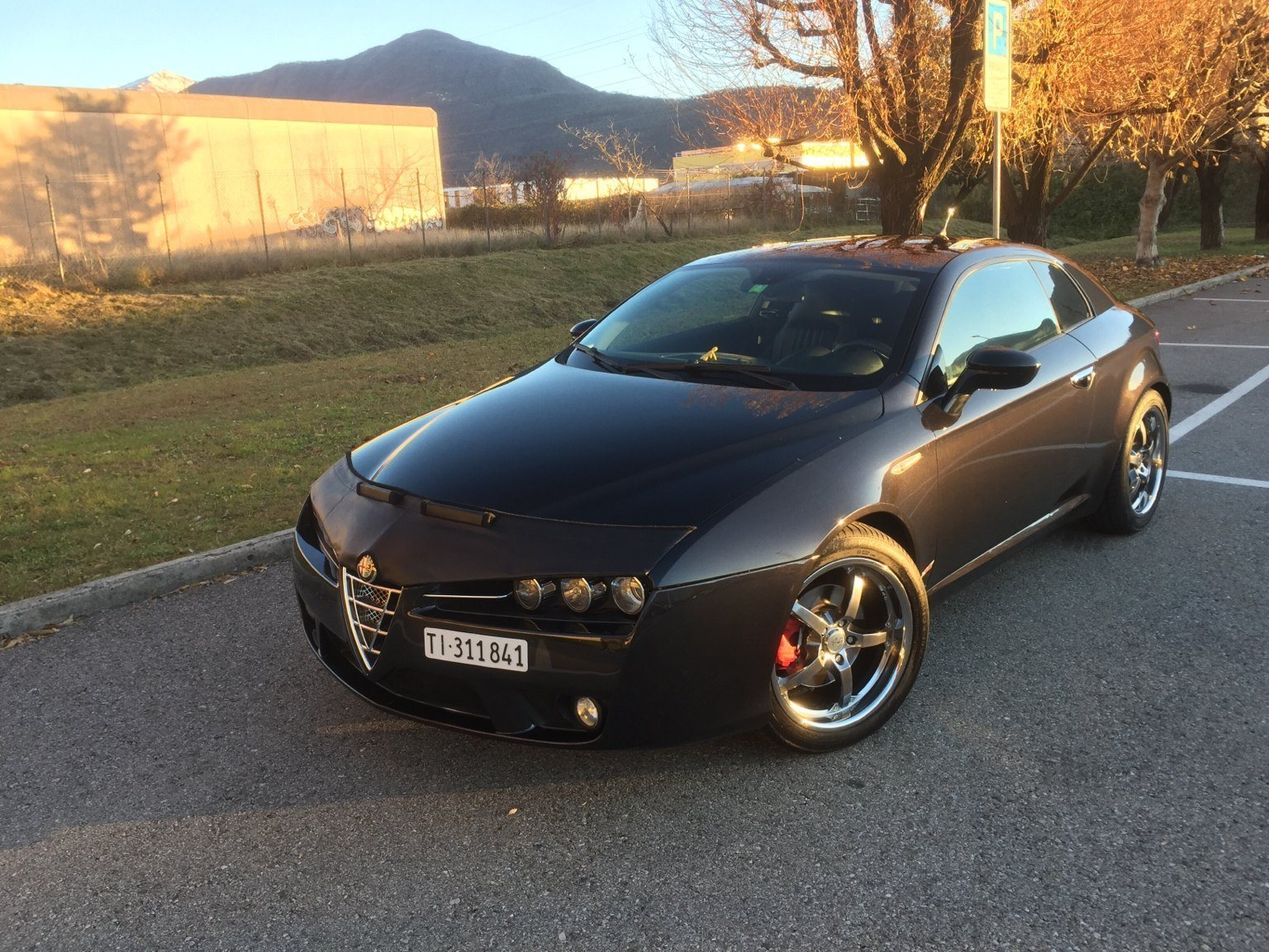 foto Alfa Romeo Brera - 2.2 jts 185cv - 1