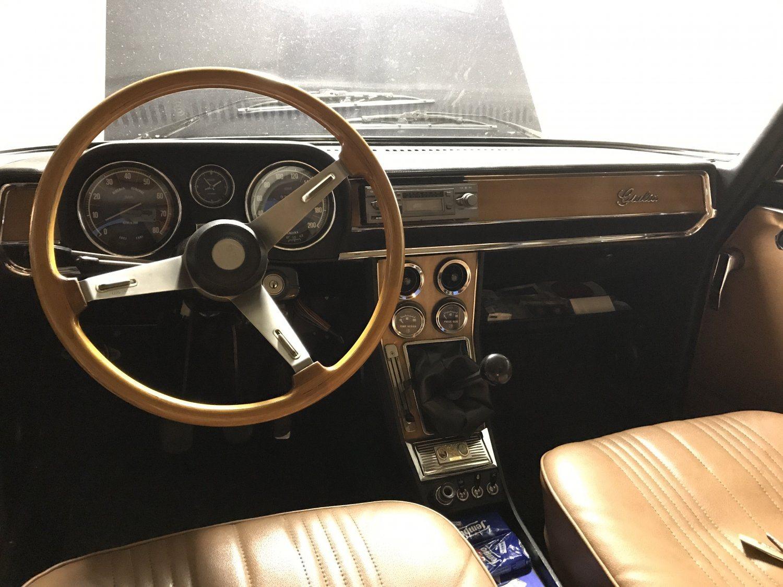 foto Alfa Romeo Nuova Super 1.3 1975 blu olandese - 2
