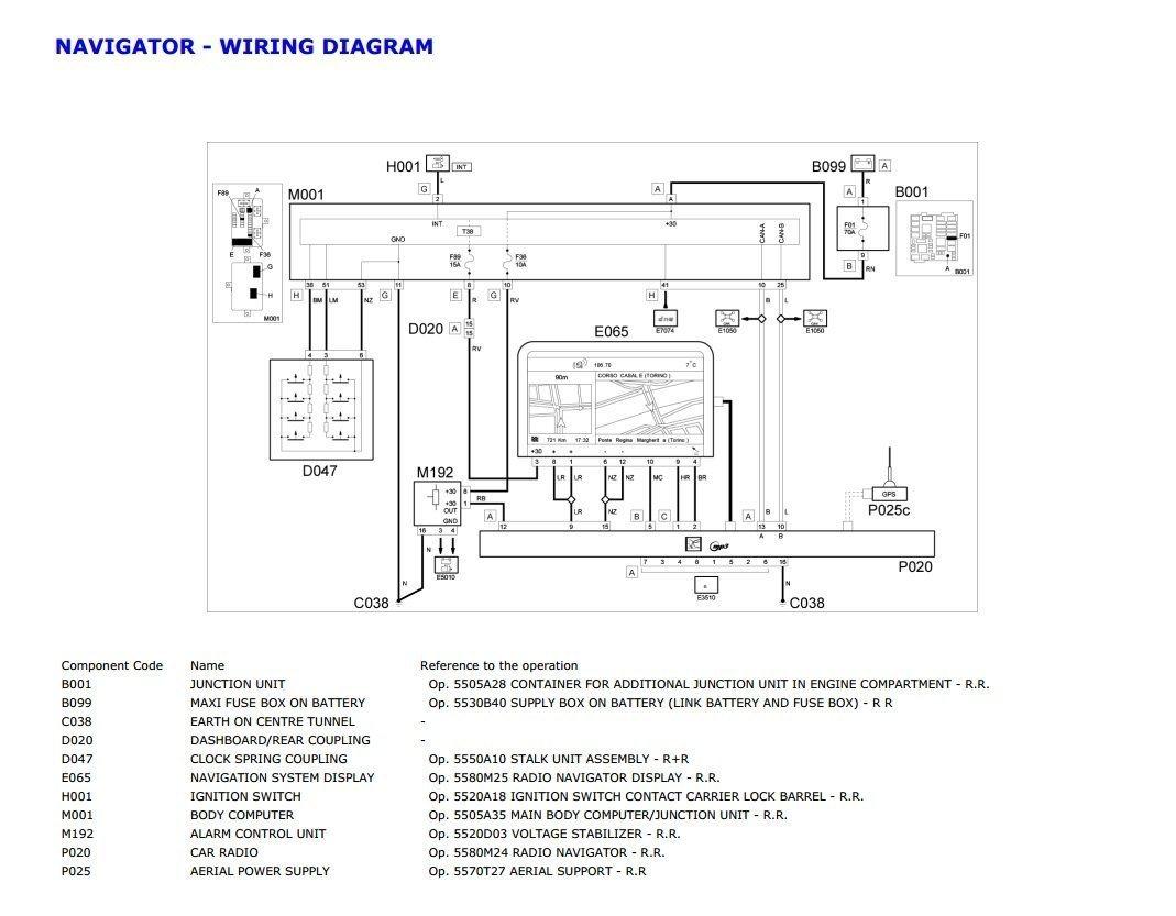 Schema Elettrico Fiat 500 : Nuovo kit accensione elettronica con schema elettrico automotor