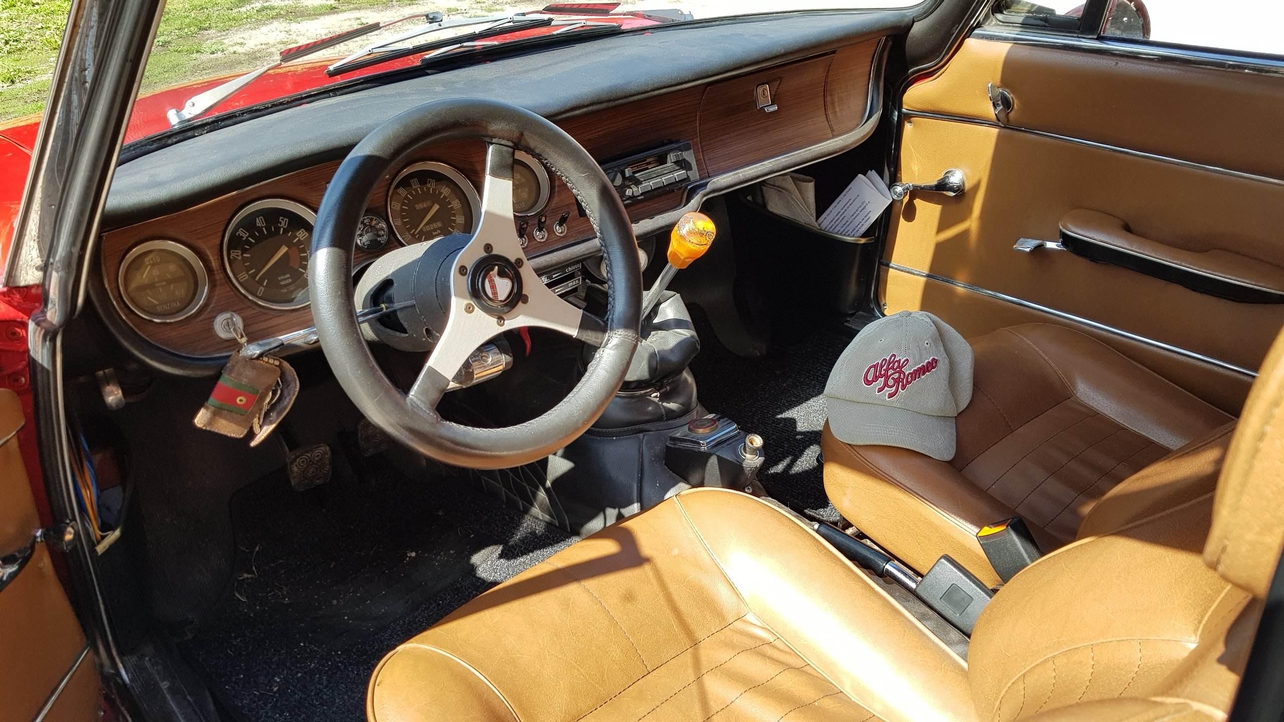 foto GT Junior 1300 scalino (1968) - 5