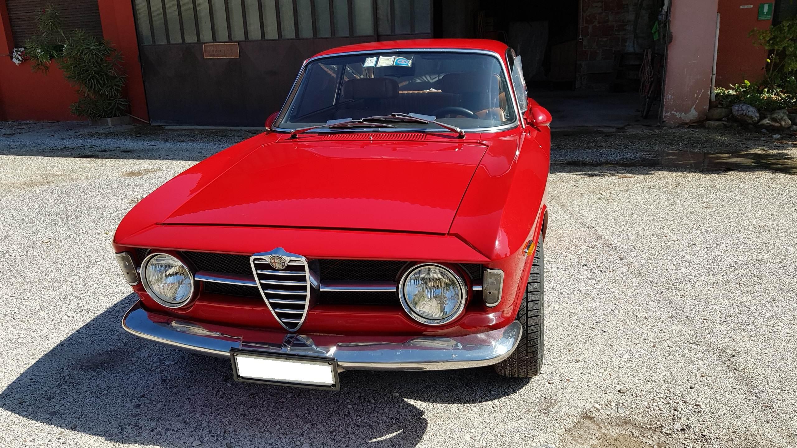 foto GT Junior 1300 scalino (1968) - 1
