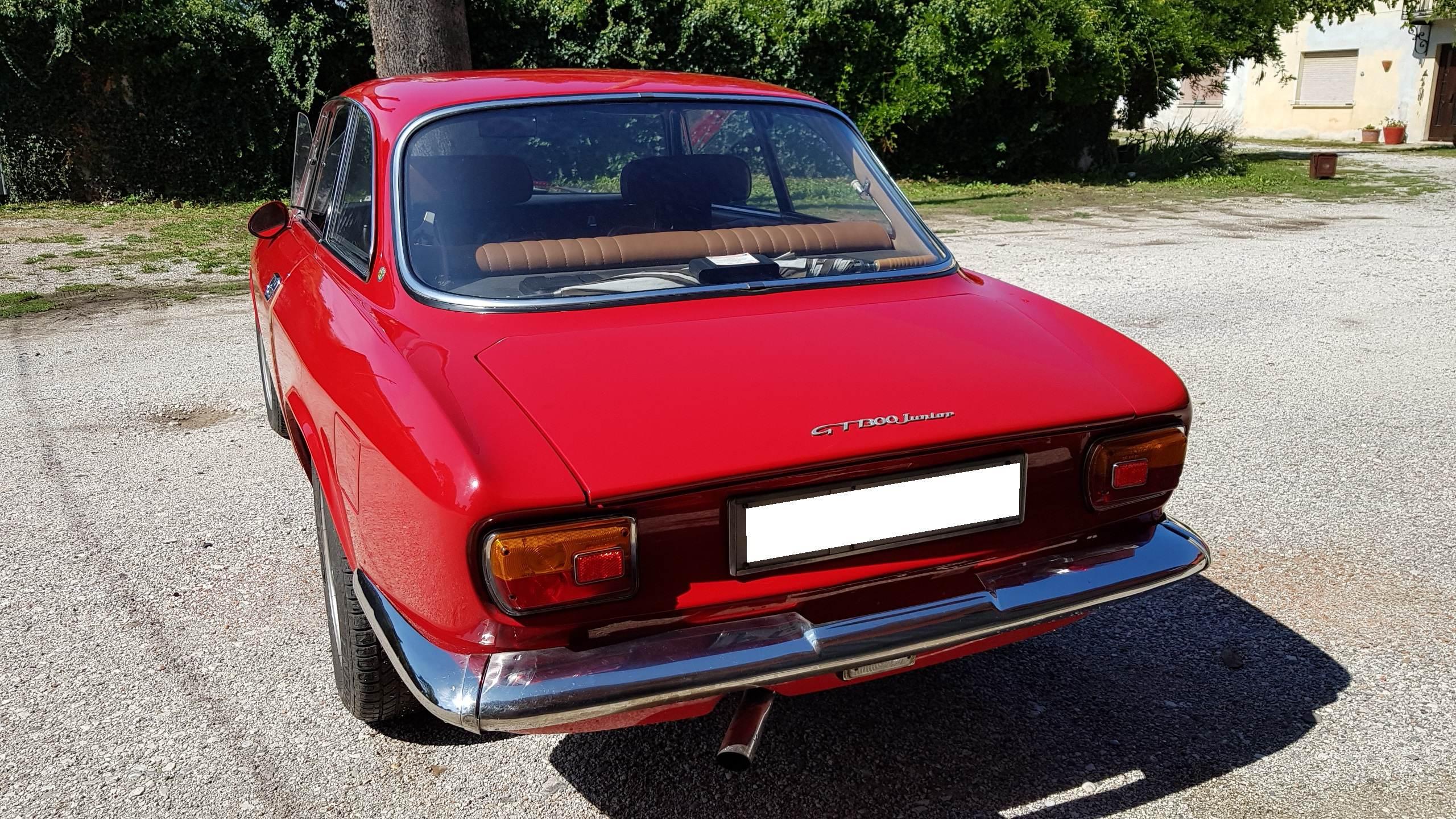 foto GT Junior 1300 scalino (1968) - 6