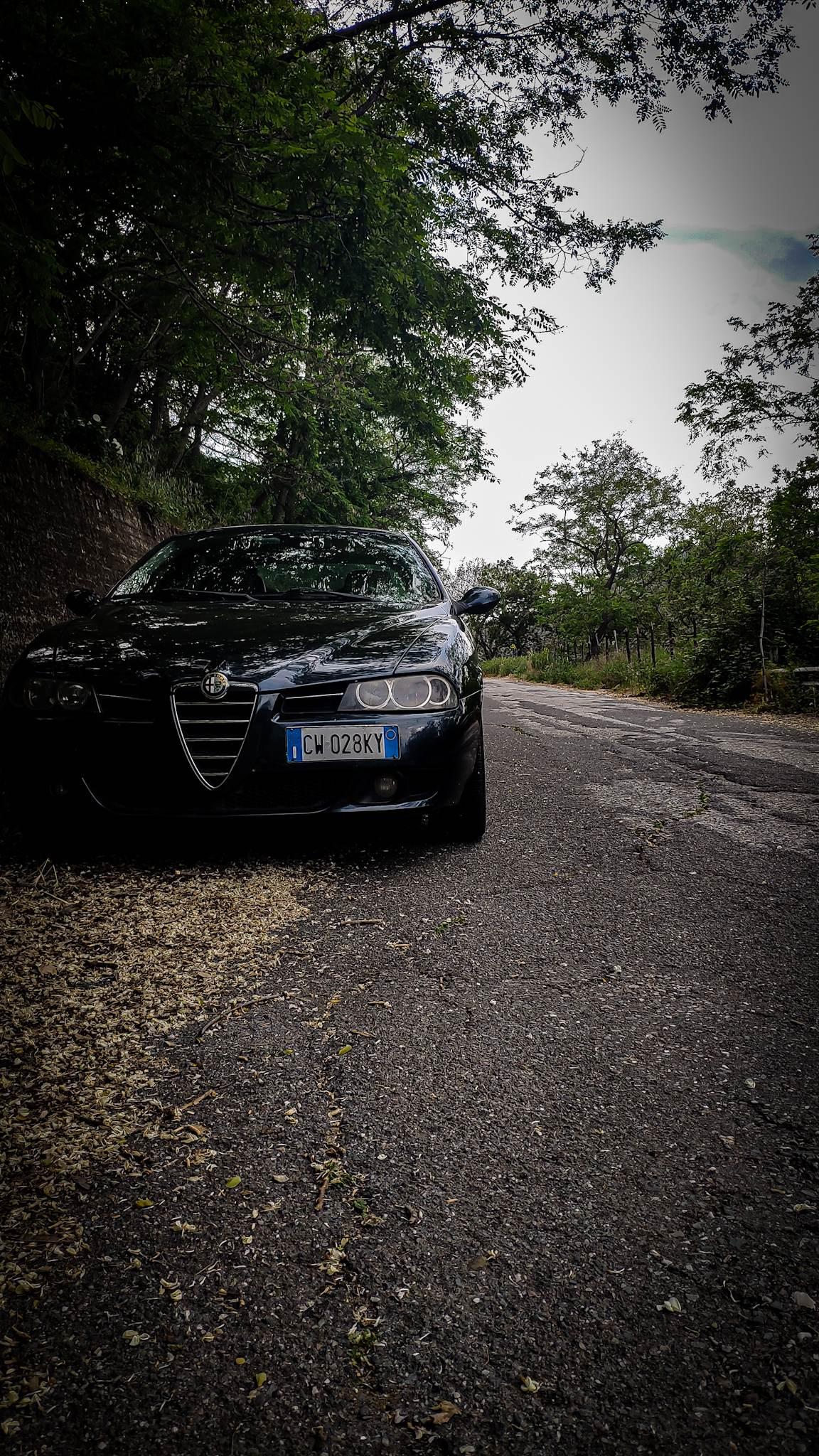 foto Alfa Romeo 156 - 1.9 JTD-m 140cv - Progression - Blu Capri - 2005 - CT - 3