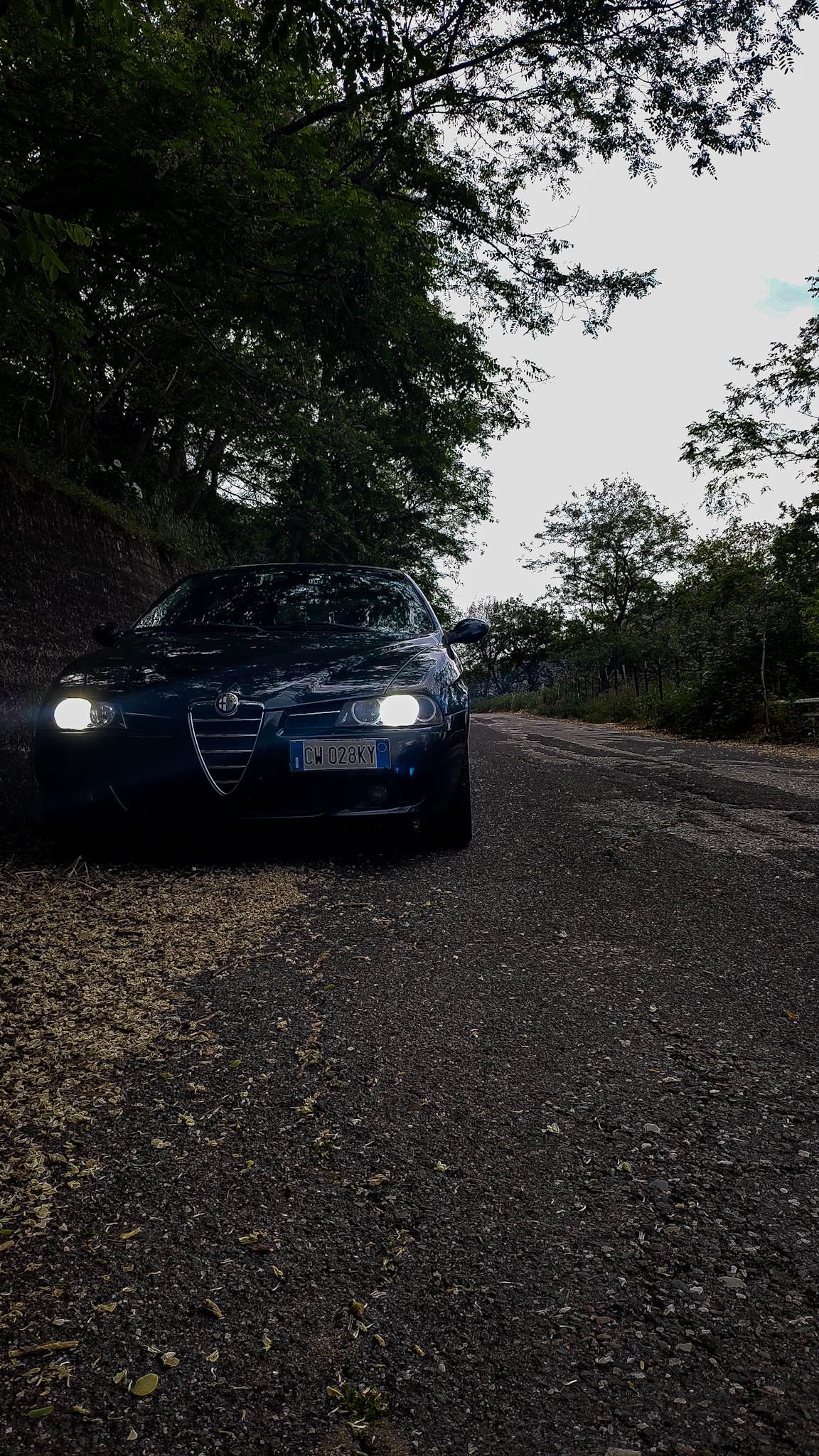 foto Alfa Romeo 156 - 1.9 JTD-m 140cv - Progression - Blu Capri - 2005 - CT - 5