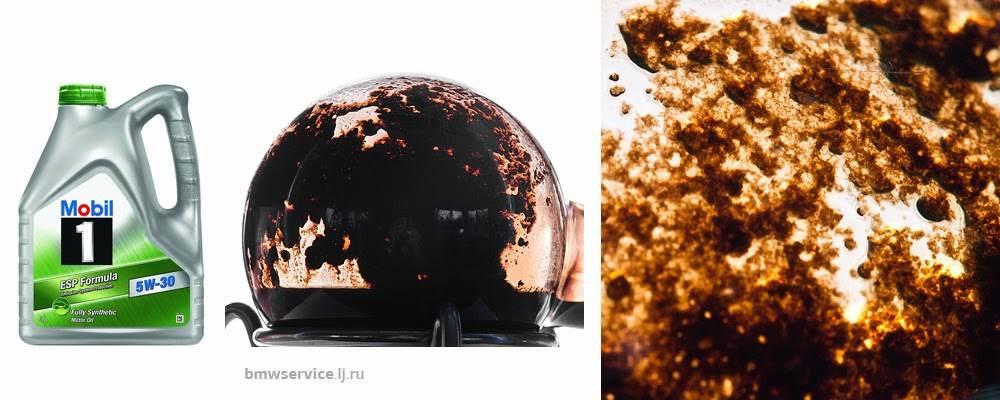 foto Stress Termico Olio Motore 400°C - 25