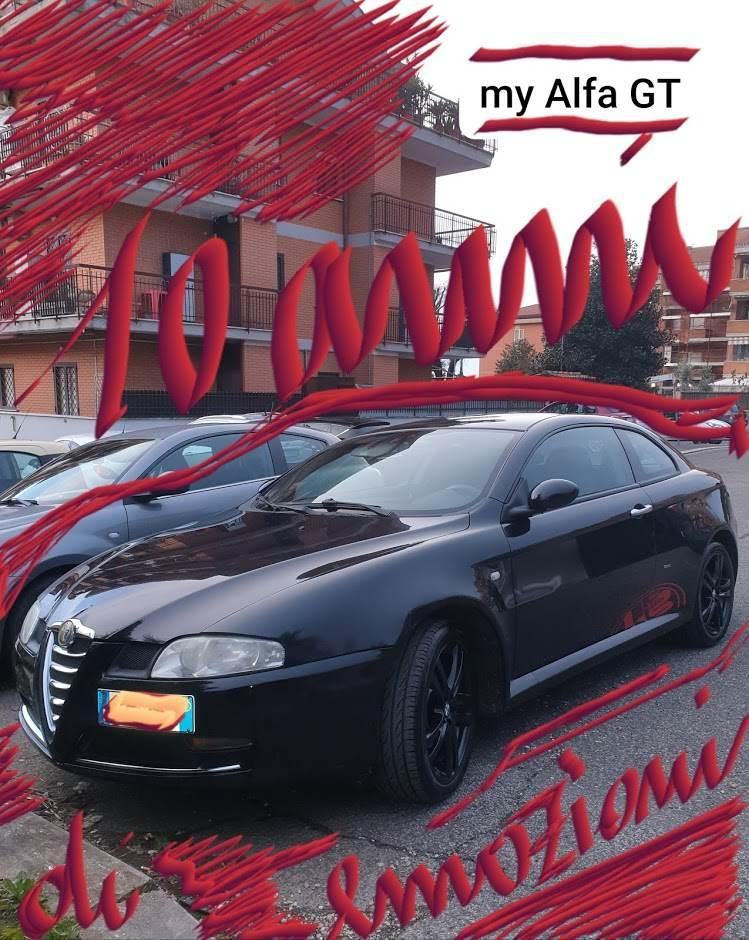 """foto Alfa Romeo GT - Cerchi 17"""" e 18"""" - 1"""
