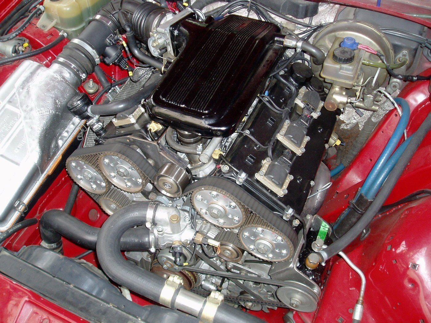 foto Elaborazione motore 1.8 turbo su Alfa 75 - 2
