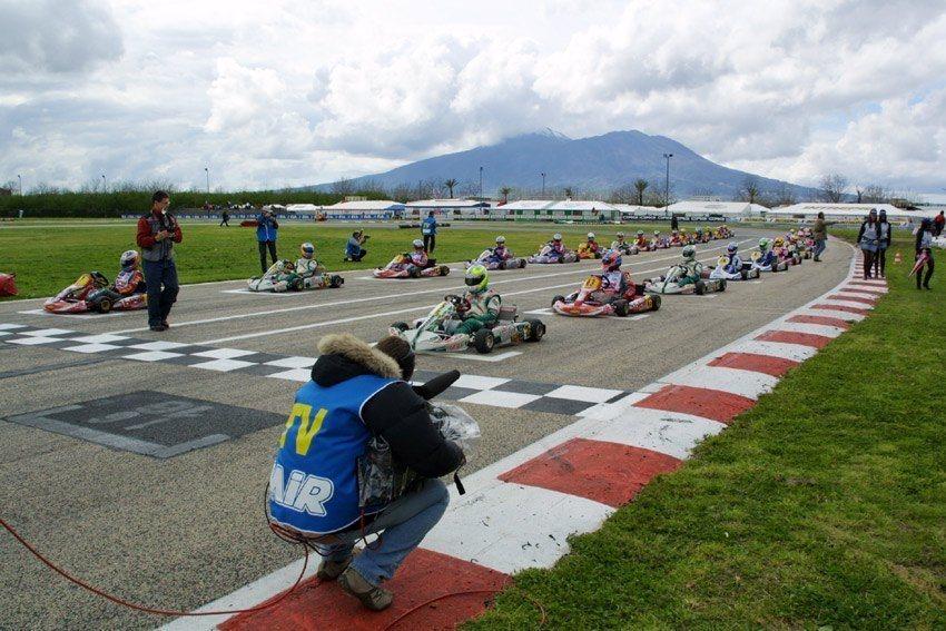 foto VII Raduno Club Alfa Campania, Autodromo di Sarno (SA), 30 Ottobre 2011 - {attachcounter}