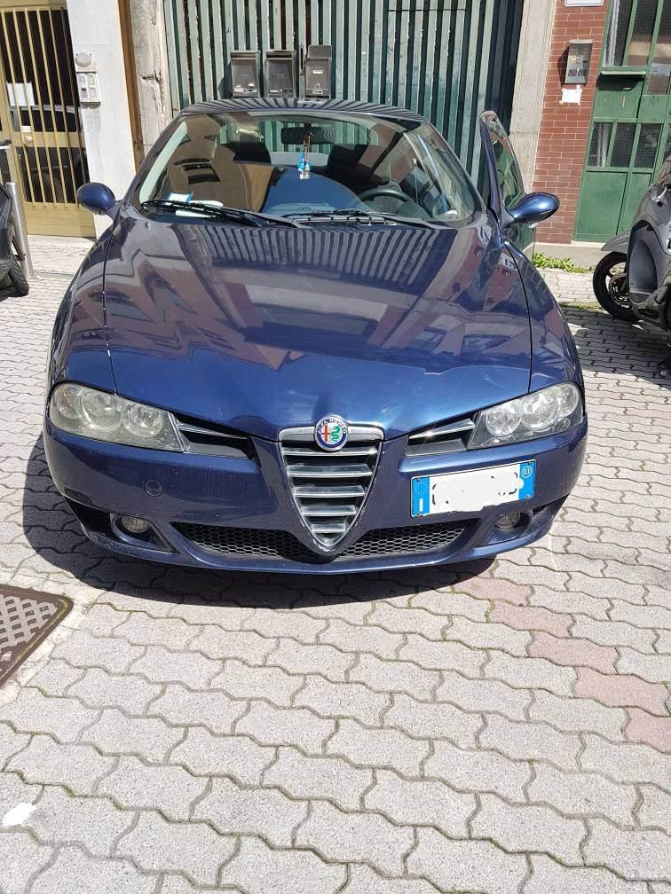 foto Alfa Romeo 156 - 1.6 TS 120cv - Blu Vela - 2003 - 1