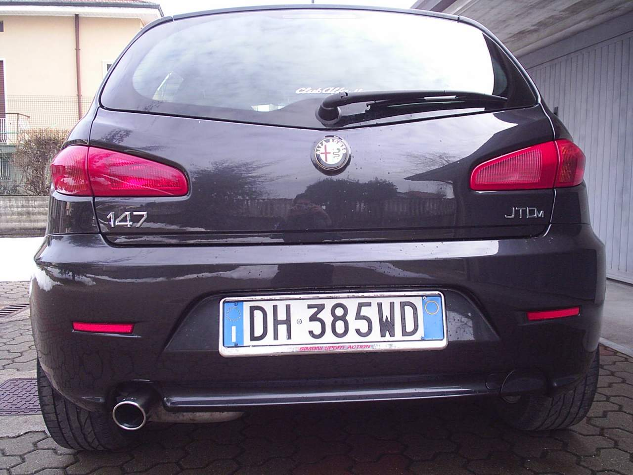 foto Alfa 147 - 1.9 jtdm Progression - 2008 - Gorla Magg (Va)- - {attachcounter}
