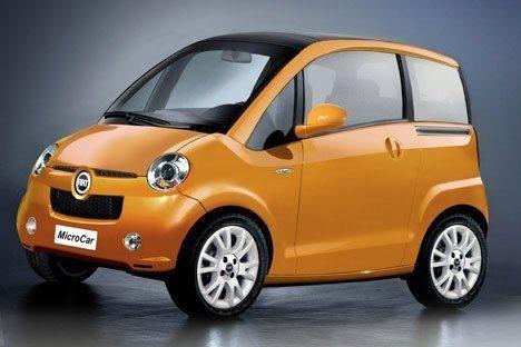 foto Progetto Microcar Fiat - 1
