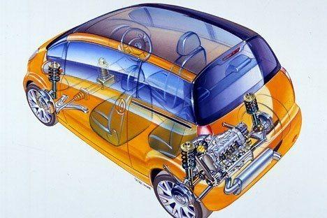 foto Progetto Microcar Fiat - 2