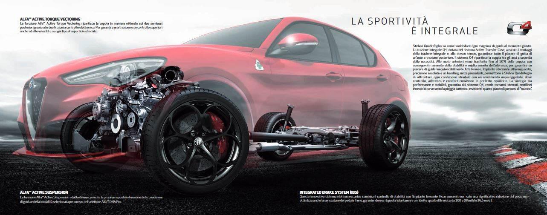 foto problemi su bagnato Alfa Romeo Stelvio Q4 - 1