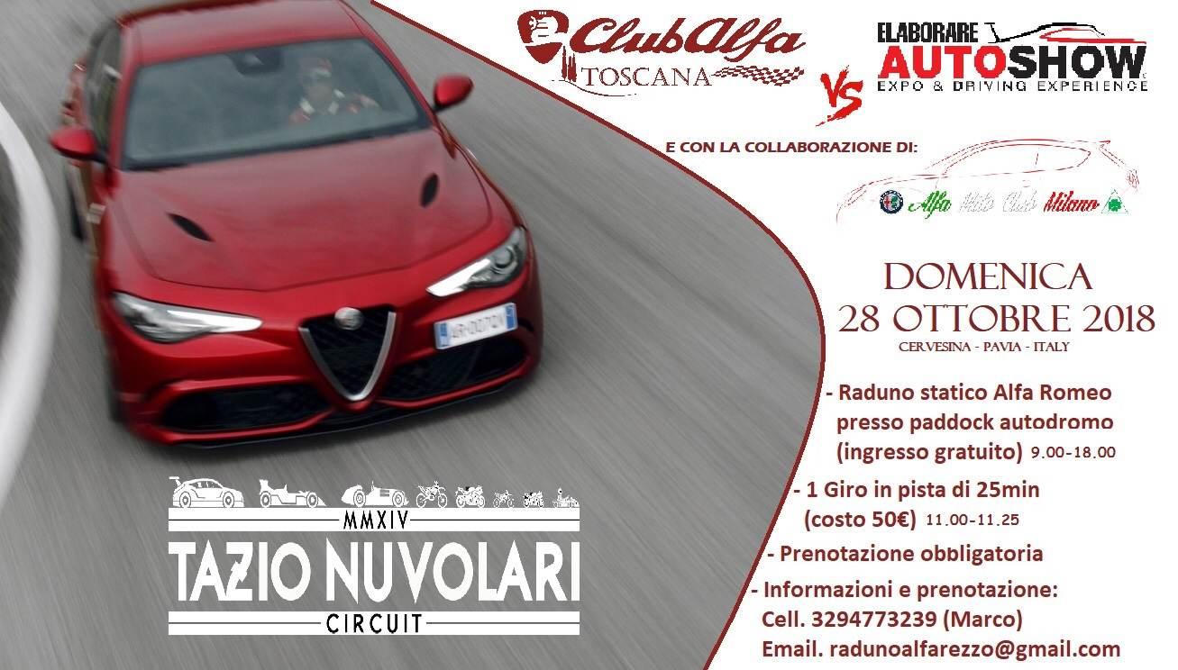 foto Club Alfa - Sezione Raduni e Incontri Alfa Romeo Lombardia/Varese - 1