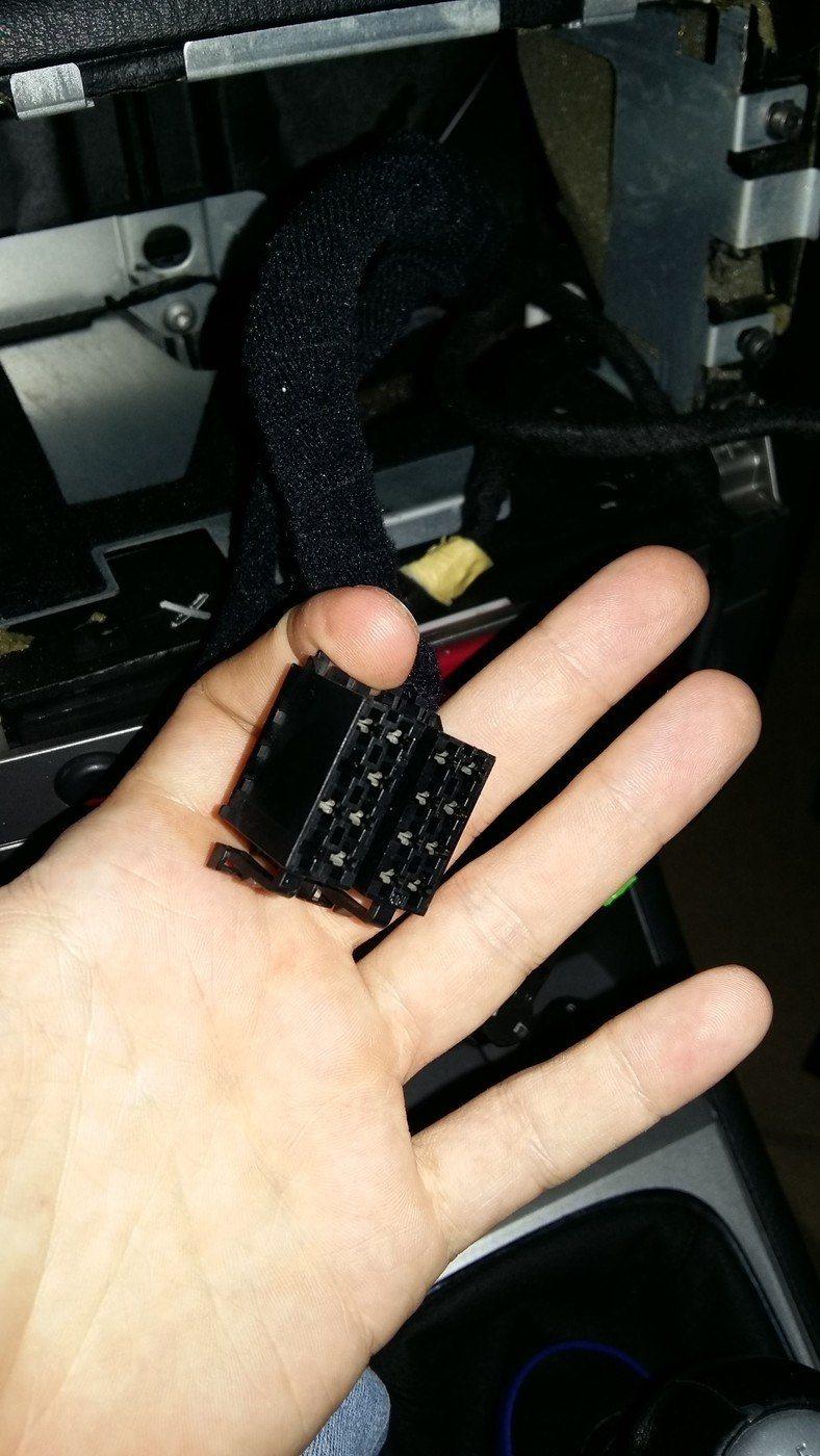 foto Alfa 147 con connect aiuto riconoscimento connettori - 1