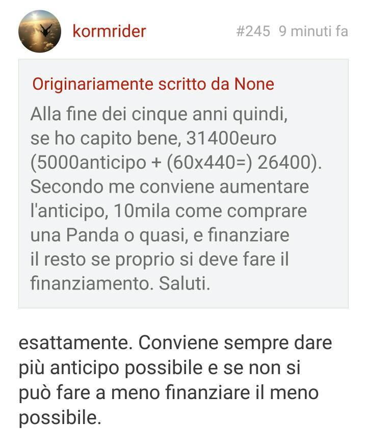 foto Finanziamento Alfa Romeo Giulietta - Tutto Qui - 1