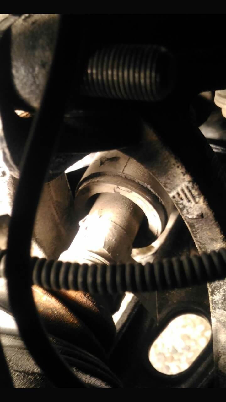 foto Problema dopo sostituzione sospensioni e assetto alfa 147 1.9 jtdm - 1