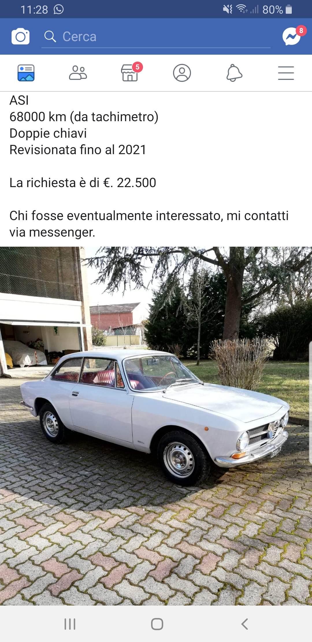 foto GT 1300 Junior - '72 - 1