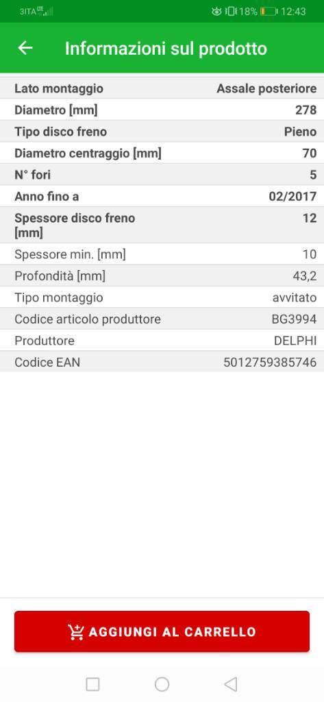 foto Giulietta - Si può montare l'impianto Brembo dopo l'acquisto? - 1