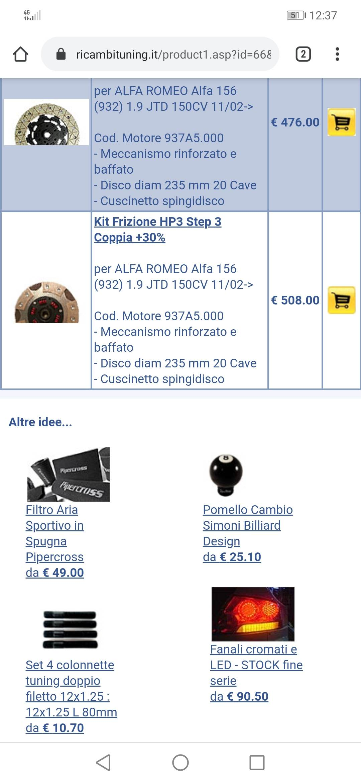 foto Alfa 156 jtd 150cv 16v - 1