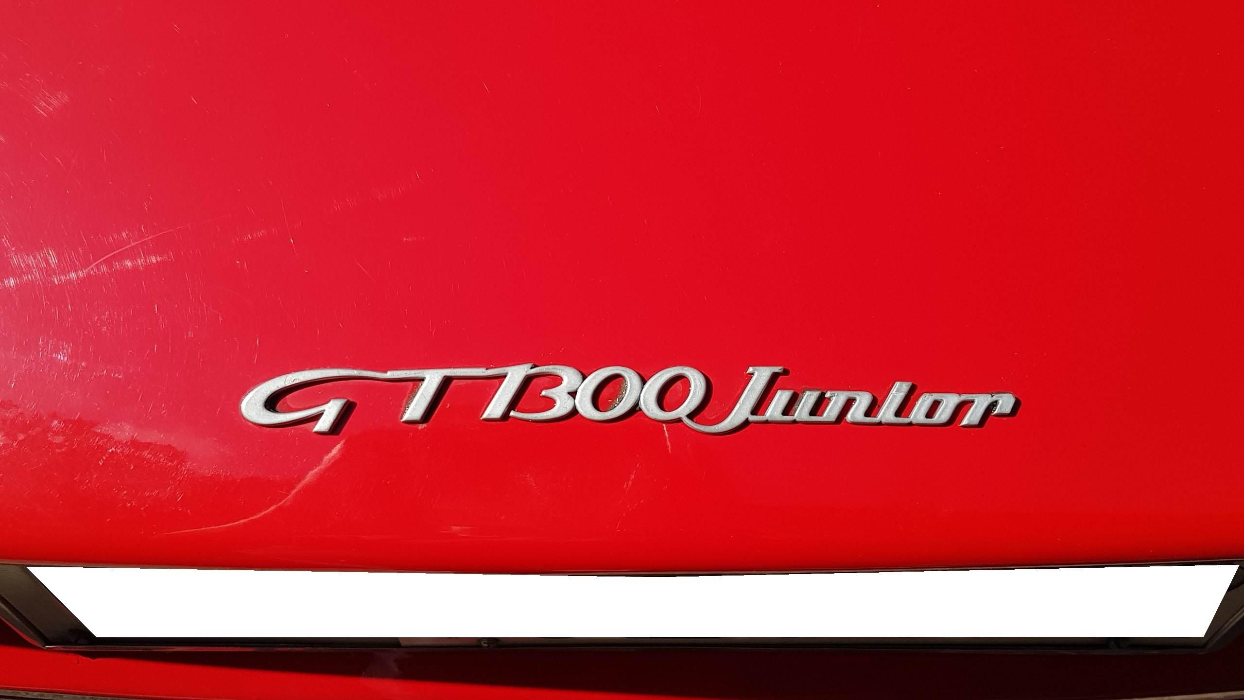 foto GT Junior 1300 scalino (1968) - 7