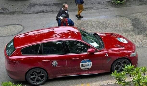 foto Alfa Giulia Vs Giulia SportWagon - Di la tua opinione - 1