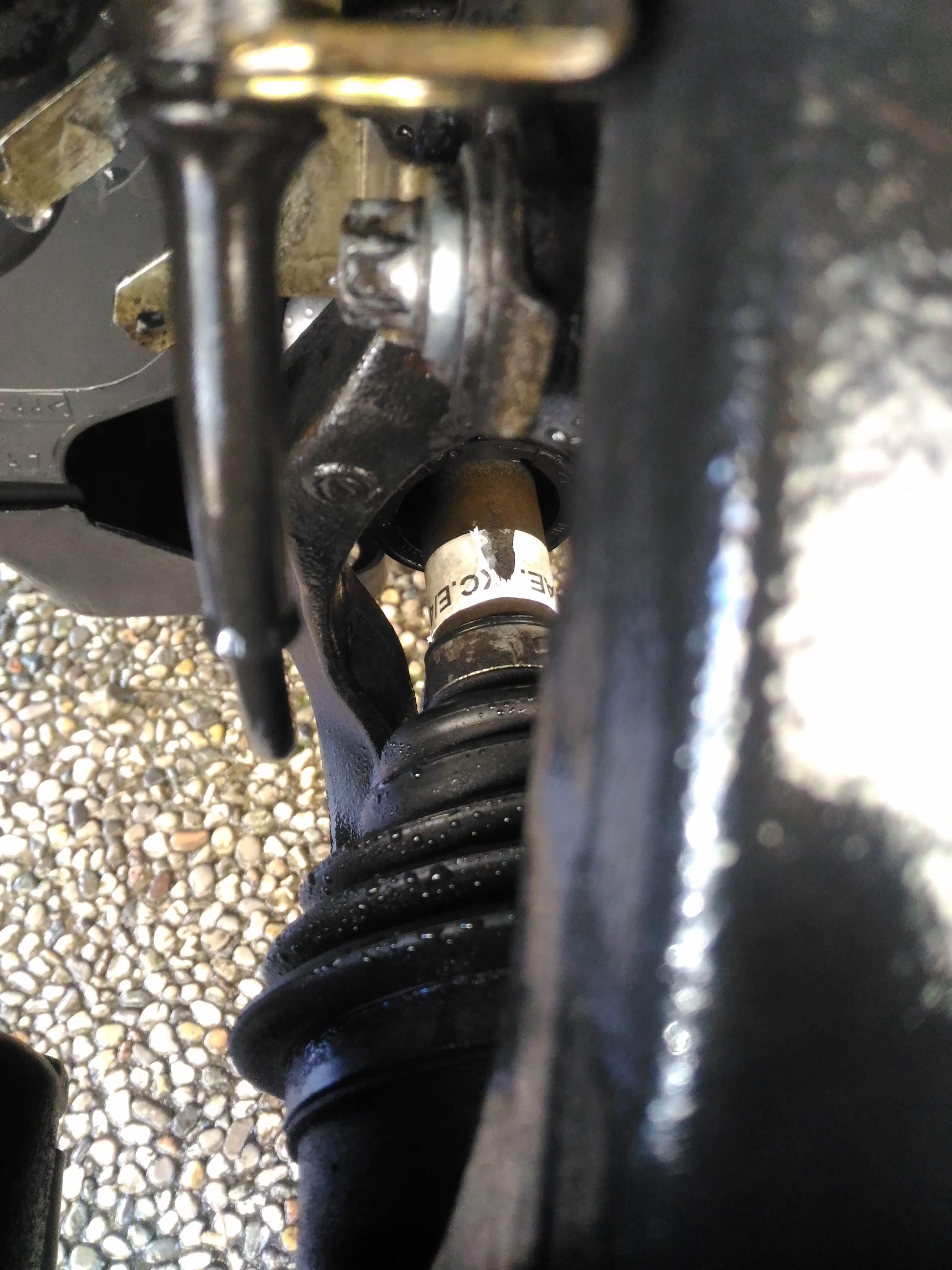 foto Problema dopo sostituzione sospensioni e assetto alfa 147 1.9 jtdm - 6