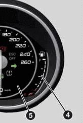 foto Indicatore livello carburante - 1
