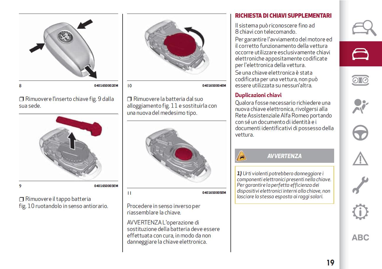 foto Libretto uso e manutenzione alfa giulia - no qv - 6
