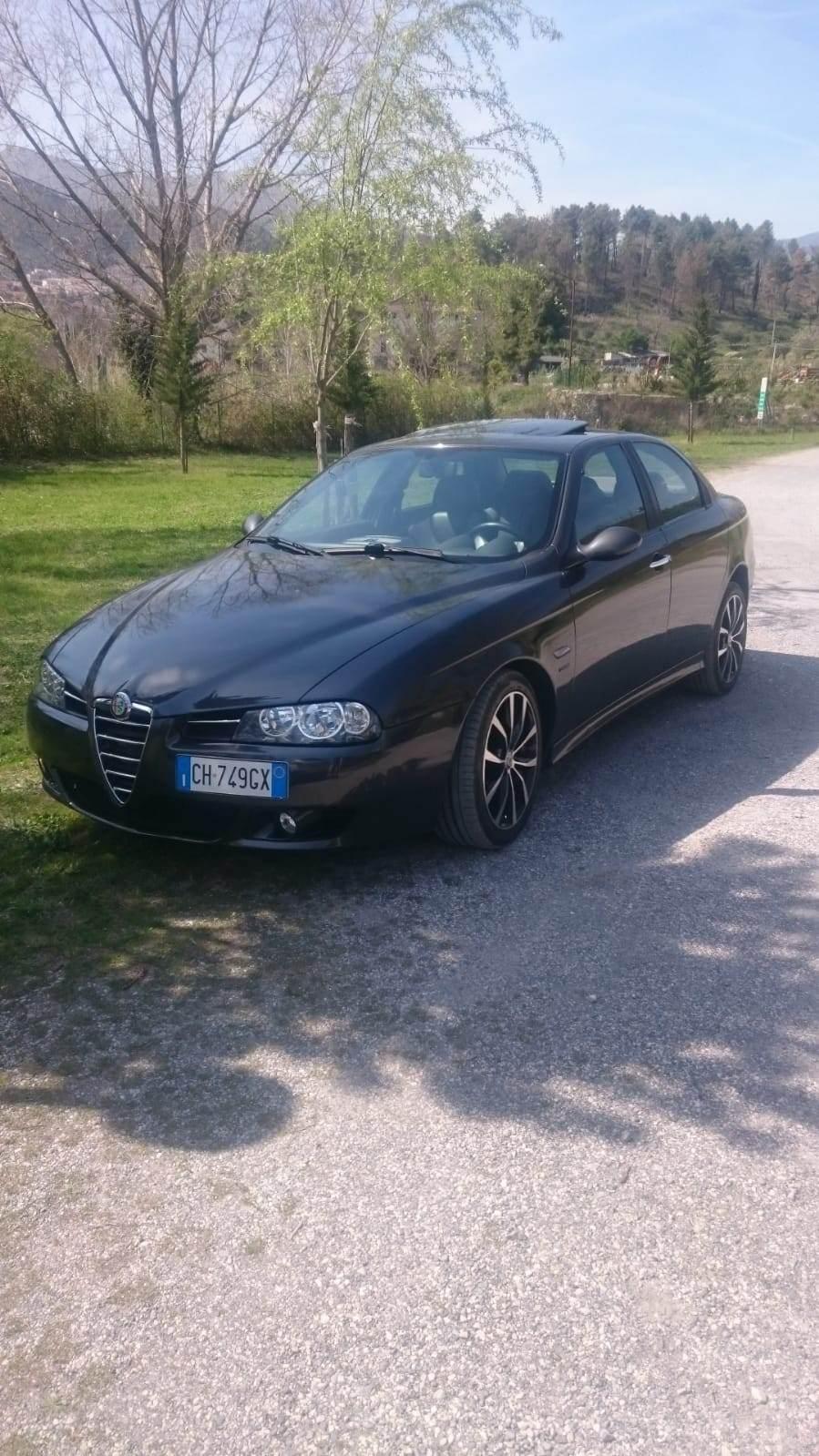 foto Alfa Romeo 156 - 1.9 JTD 140cv - 2
