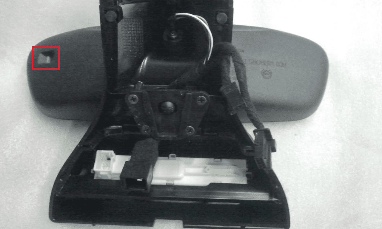 foto Giulietta - Funzionamento e Caratteristiche Retrovisore Elettrocromico! - 2