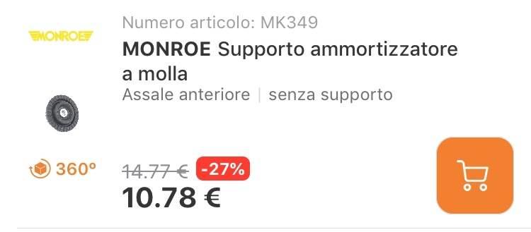 foto Ammortizzatori per Alfa Romeo 147 1.6 T.S. - 1