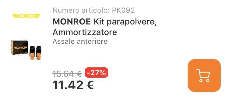 foto Ammortizzatori per Alfa Romeo 147 1.6 T.S. - 2