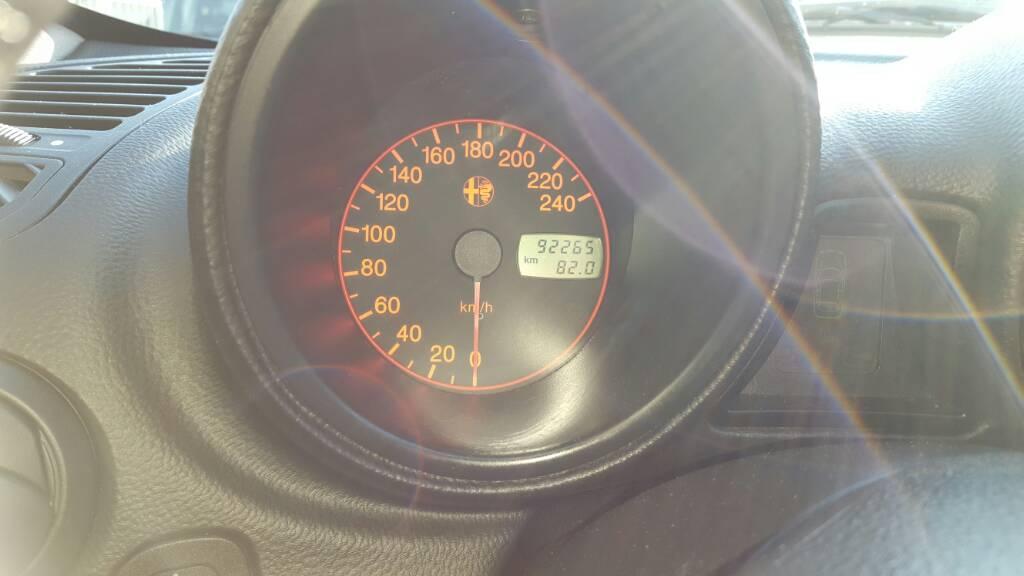 foto Alfa Romeo 156 - 2.0TS 16v 155cv - Blu Vela - 2001- VA - 24