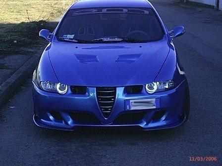 foto Alfa 147 - 1.9 Jtd - Blu Elettrico - Anno - Milano - 6