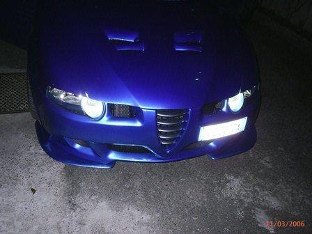 foto Alfa 147 - 1.9 Jtd - Blu Elettrico - Anno - Milano - 12