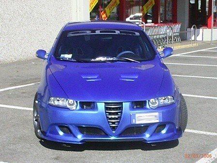 foto Alfa 147 - 1.9 Jtd - Blu Elettrico - Anno - Milano - 13