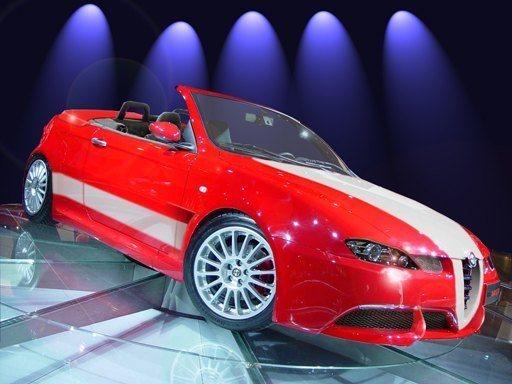 foto Alfa Cabrio mai prodotte!!!!!!!!!! - 6