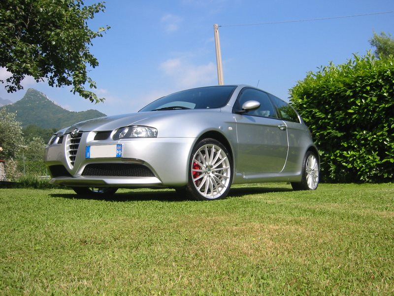 foto Alfa 147 - 3.2 V6 GTA - Grigio Sterling - 2004 - MS - 14