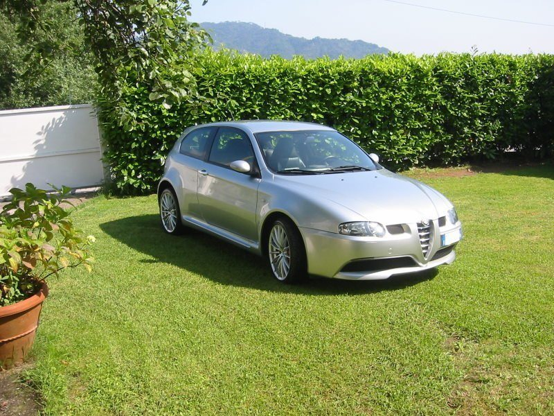 foto Alfa 147 - 3.2 V6 GTA - Grigio Sterling - 2004 - MS - 20