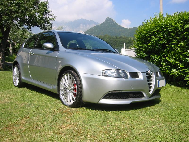 foto Alfa 147 - 3.2 V6 GTA - Grigio Sterling - 2004 - MS - 15